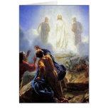 JESUS-7 GREETING CARD