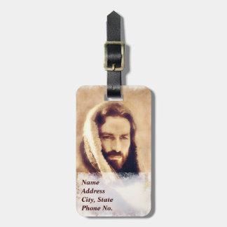 Jesus AA Luggage Tag Options