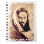 Jesus AA Notebook