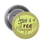 Jesús abraza árboles pin