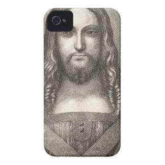 Jesus after Leonardo iPhone 4 Case