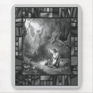 Jesus Agony In The Garden Religious Mousepad