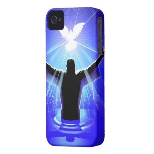 Jesús ahorra el caso del iPhone 4/4S iPhone 4 Funda