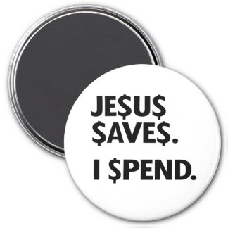 JESÚS AHORRA - PASO IMANES DE NEVERA