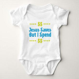 Jesús ahorra pero paso mameluco de bebé