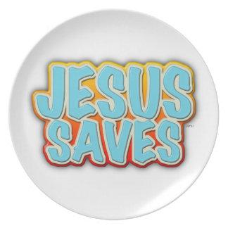 Jesús ahorra plato de cena