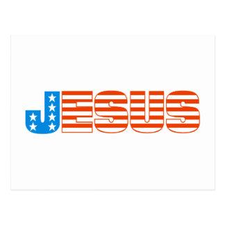 Jesús América Postal