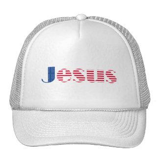 Jesus American Mesh Hats
