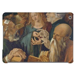 Jesus Among the Doctors by Albrecht Durer iPad Air Case