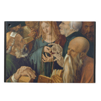 Jesus Among the Doctors by Albrecht Durer Cover For iPad Air
