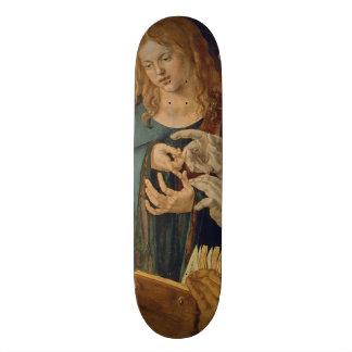 Jesus Among the Doctors by Albrecht Durer Skate Boards