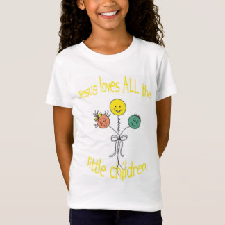 Jesus and Balloons T-Shirt