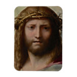 Jesus and Crown of Thorns Flexible Magnet