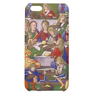 Jesus and his friends iPhone 5C cover
