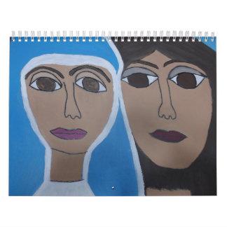 Jesus and Karyn Calendar