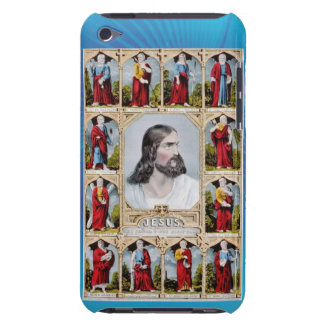 Jesus and the Apostles iPod case Case-Mate iPod Touch Case