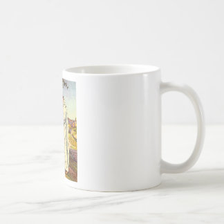 Jesus and The Blind Man Coffee Mug
