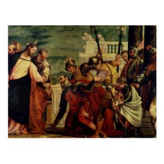 Jesus and the Centurion Postcard
