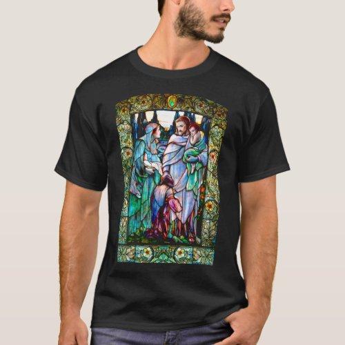 Jesus and the Children T_Shirt