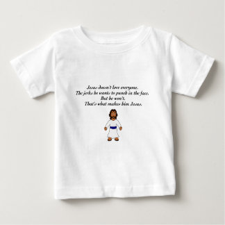 Jesus and the Jerks Baby T-Shirt