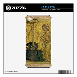 Jesus and the Samaritan Woman at the Well Decal For The iPhone 4S