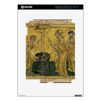 Jesus and the Samaritan Woman at the Well iPad 3 Skin