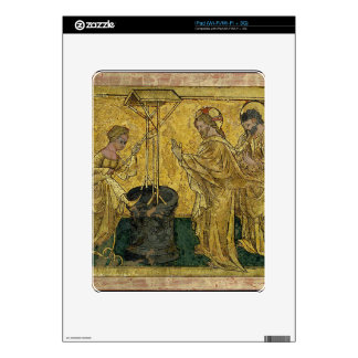 Jesus and the Samaritan Woman at the Well iPad Decal