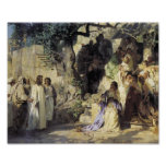 Jesus and the Sinners Poster