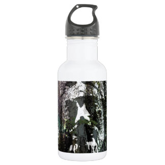 Jesus and the Tree 18oz Water Bottle