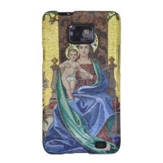 Jesus and Virgin Mary Samsung Galaxy S2 Covers