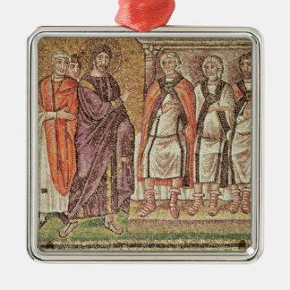 Jesús antes de Caiphus Ornamentos De Reyes Magos