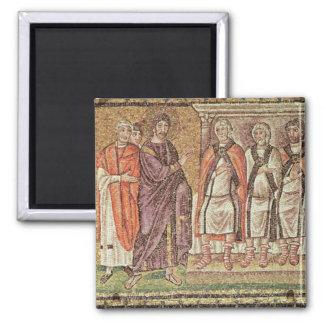 Jesús antes de Caiphus Imán Cuadrado