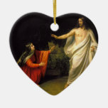 Jesus appears to Mary Magdalene after his Resurrec Ornaments