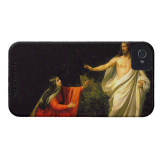 Jesus appears to Mary Magdalene iPhone 4 Case