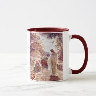 Jesus Appears To Mary Magdalene Mug