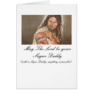 Jesus-art-007, mayo el señor sea su amante obsequi felicitaciones