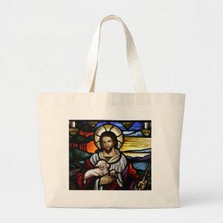 Jesus as the Good Shepherd Bags