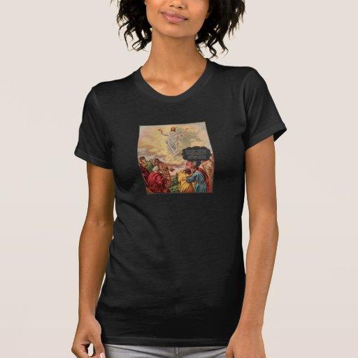 Jesús asciende camiseta