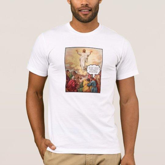 Jesús asciende playera