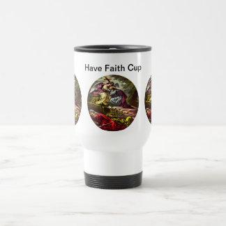 Jesus at Gethsemane cup