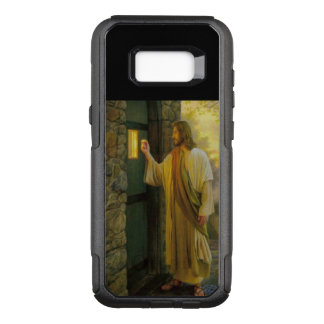 Jesus At Your Door Vintage OtterBox Commuter Samsung Galaxy S8+ Case