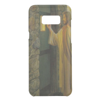Jesus At Your Door Vintage Uncommon Samsung Galaxy S8+ Case