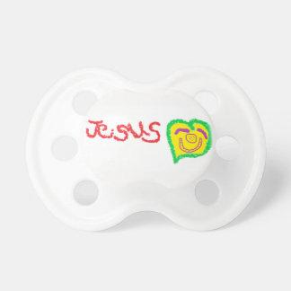'Jesus' Baby Pacifier