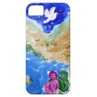 Jesus Baptism iPhone SE/5/5s Case