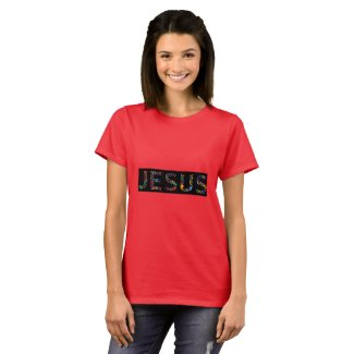 Jesus Basic Women's T-Shirt