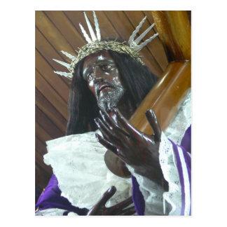 Jesus Bearing the Cross Postcard