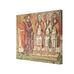 Jesus before Caiphus Gallery Wrapped Canvas