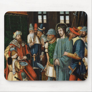 Jesus Before Pilate Mouse Pad