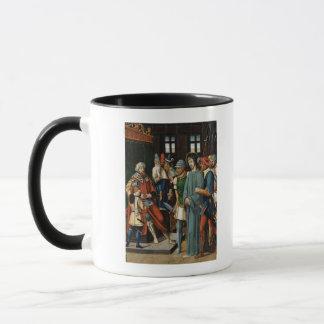 Jesus Before Pilate Mug