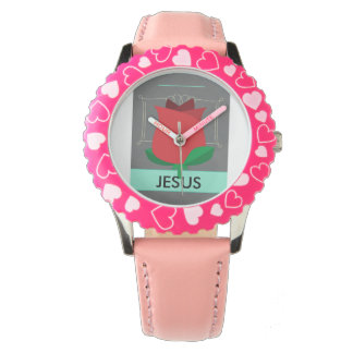 Jesus Benzel Watch